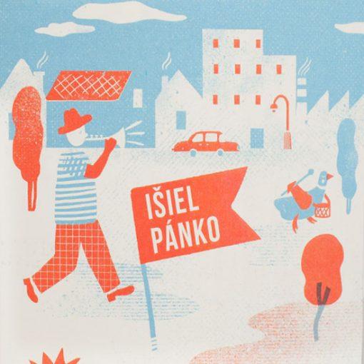 Pánko - Išiel pánko / CD pre deti