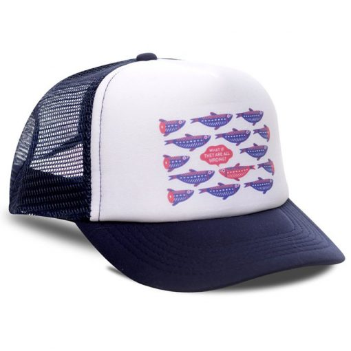 Fish - Popular / trucker šiltovka