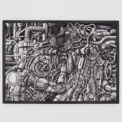 Maintenance - Radoslav Kolek / grafika