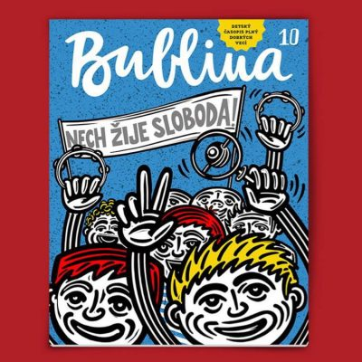 Bublina 10 časopis pre deti