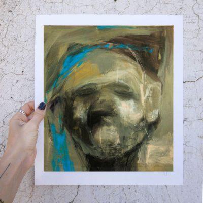 Beny - Cynthia Gregorová / grafika