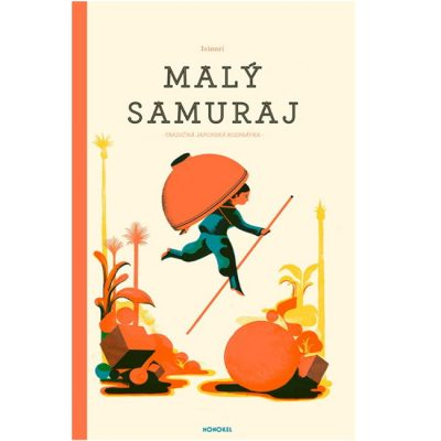 Malý samuraj - Icinori / kniha