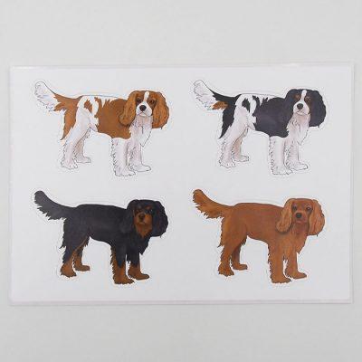 Psy / nálepky