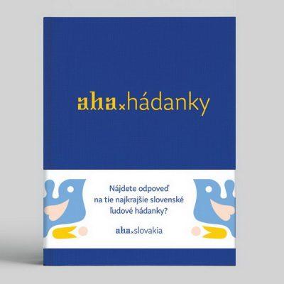 AHA Hádanky / kniha