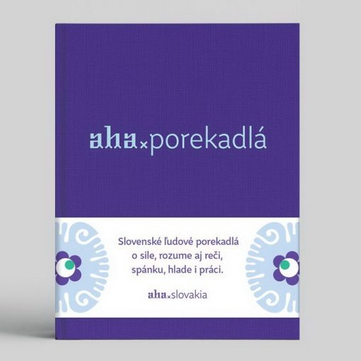 AHA Porekadlá / kniha
