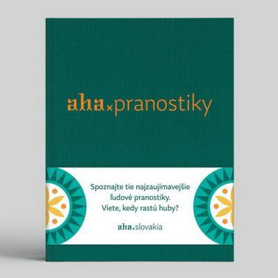 AHA Pranostiky / kniha