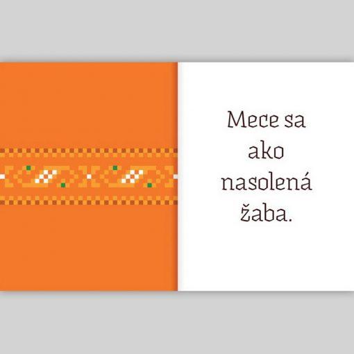 AHA Prirovnania / kniha