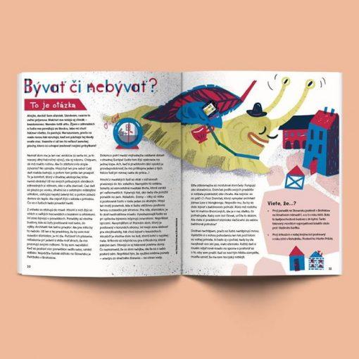 Bublina 11 časopis pre deti