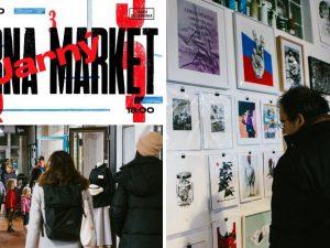 ZRUŠENÉ: Jarný Cverna Market v Novej Cvernovke prinesie miestne umenie a dizajn