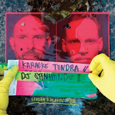 Karaoke Tundra & DJ Spinhandz - Leguán s hlavou opice / vinyl
