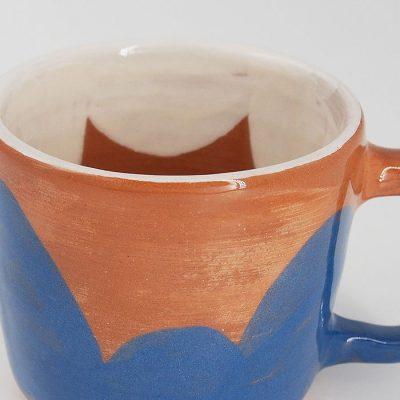 Hrnček oblačný #02 - Zen Zem / keramika