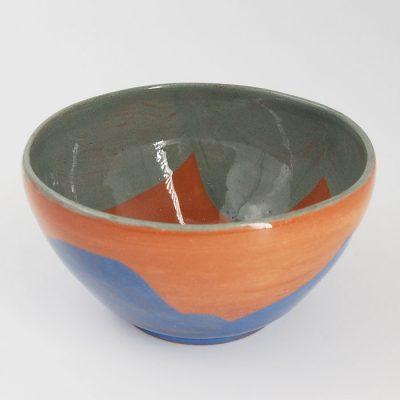 Miska oblačná #04 - Zen Zem / keramika