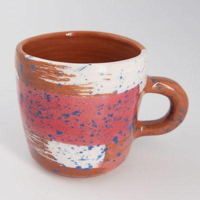 Hrnček frkaný #06 - Zen Zem / keramika