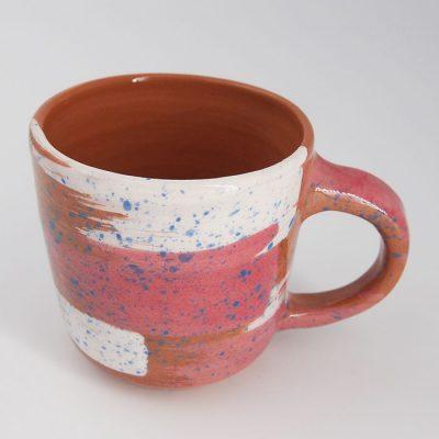 Hrnček frkaný #07 - Zen Zem / keramika