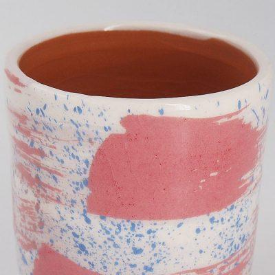 Pohár frkaný #08 - Zen Zem / keramika