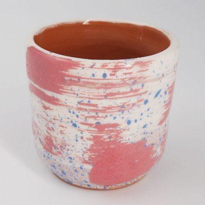 Pohár frkaný #09 - Zen Zem / keramika