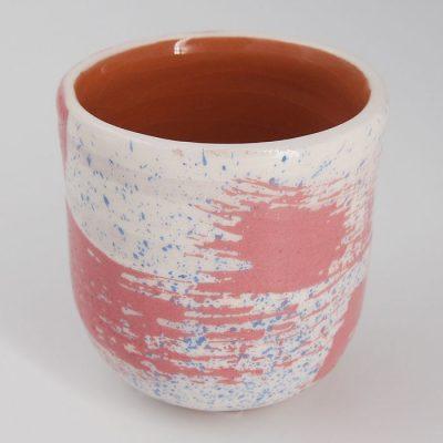 Pohár frkaný #10 - Zen Zem / keramika