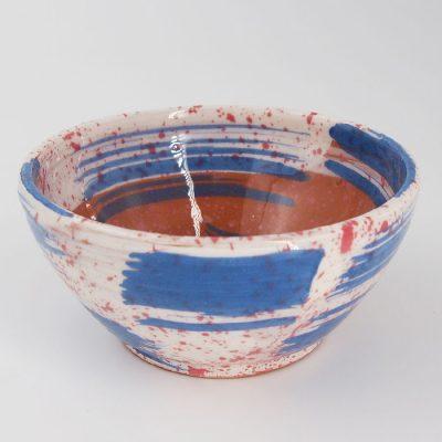 Miska frkaná #12 - Zen Zem / keramika