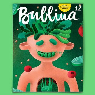 Bublina 12 časopis pre deti