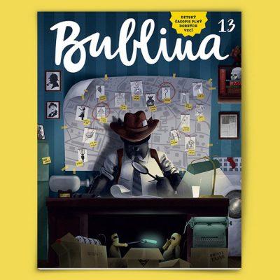 Bublina 13 časopis pre deti