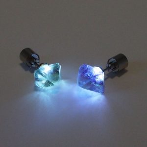 Svetelné šperky s minerálnym kameňom