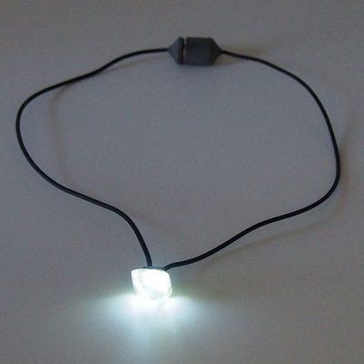 Fluorit dúhový - Firefly / svetelný prívesok