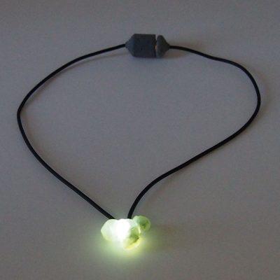 Indonézsky prehnit - Firefly / svetelný prívesok