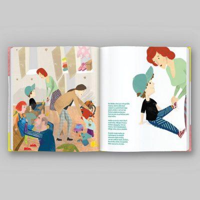 To sme my - Jana H. Hoffstädter / obrázková kniha