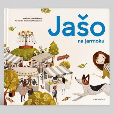 Jašo na jarmoku - Soňa Uhríková / kniha
