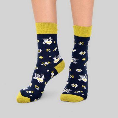 AHA Zvolenské vzory / ponožky