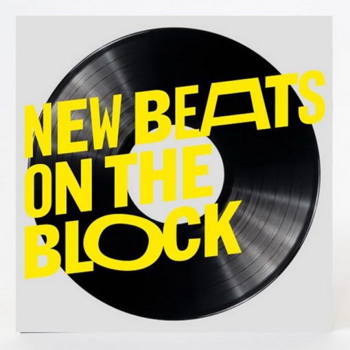 New Beats on the Block - ajlavmjuzik / vinyl LP