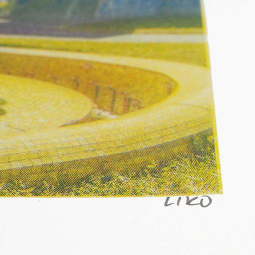 ROH - Oliver Liko / risografika