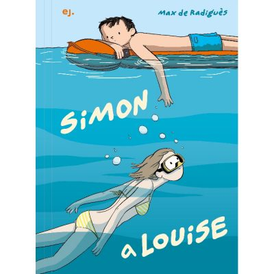 Simon aLouise - Max de Radiguès / komix kniha