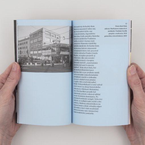 C20: Sprievodca architektúrou Bratislavy - Moderné centrum / kniha