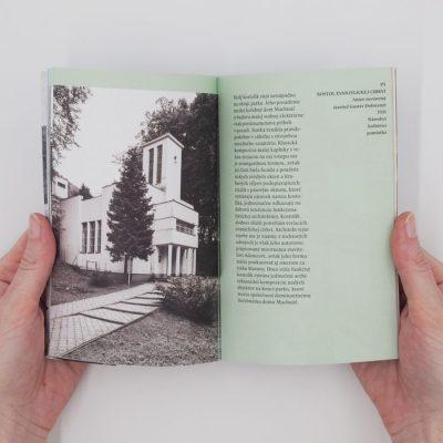 C20: Sprievodca architektúrou Trenčianskych Teplíc / kniha