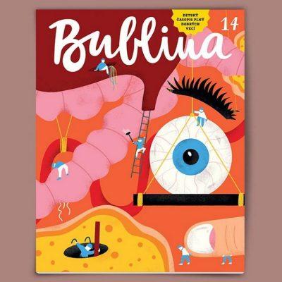 Bublina 14 časopis pre deti
