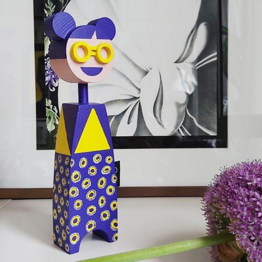 Uma - drevená bábika / soška