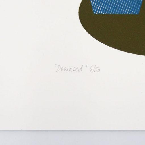 Domased - Han, 32x32 / giclée grafika