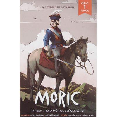 Móric - Príbeh grófa Mórica Beňovského #1 - In Adversis et Prosperis / komiksový časopis