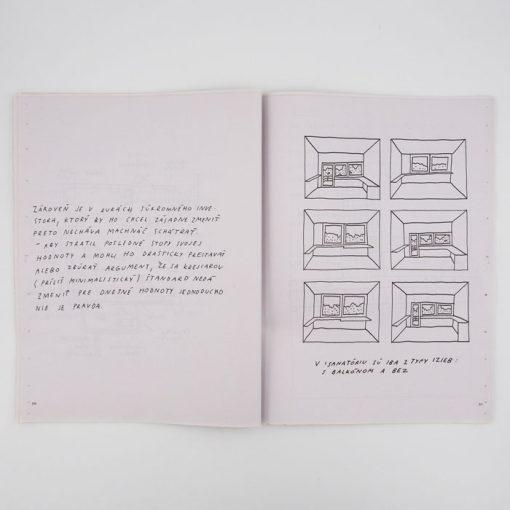 Priestor#2 - Devětsil / noviny pre budúcich tvorcov a obdivovateľov architektúry