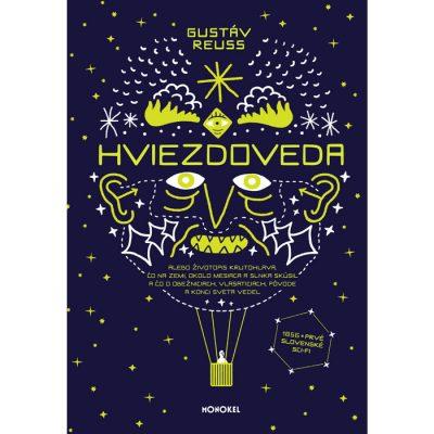 Hviezdoveda - Gustáv Reuss / kniha