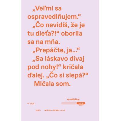 Maličkosti - Dominika E. Hladíková / kniha