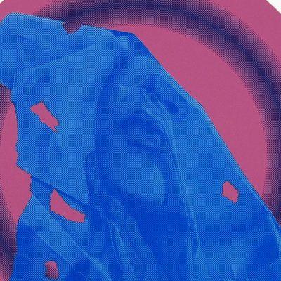 Magdalen Blue - Martina Rötlingová / sieťotlačová grafika