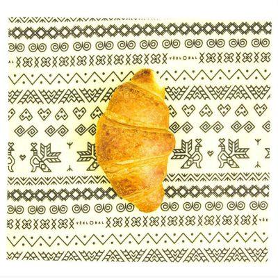 Včelobal Folklór M, 25 x 27 cm / obal na potraviny