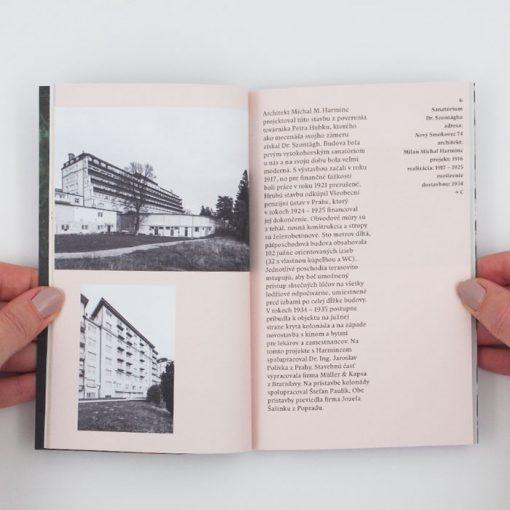 C20: Sprievodca architektúrou Vysokých Tatier / kniha