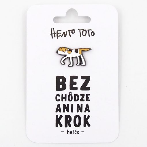 Hafčo - Hento Toto / brošňa