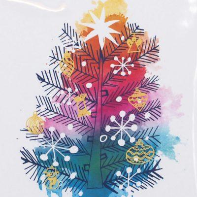 Vianočný stromček - Hento Toto / darčeková karta
