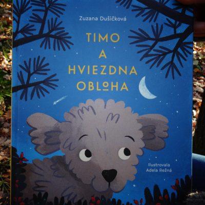 Timo a hviezdna obloha - Zuzana Dušičková / kniha