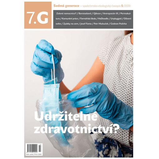 7.G Sedmá generace - 5/2020 Udržitelné zdravotnictví? / časopis