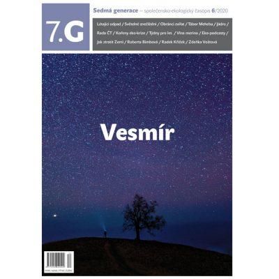 7.G Sedmá generace - 6/2020 Vesmír / časopis